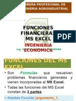 Funciones Financieras Ms Excel 2013