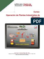 Modulo 2 Unidad N° 7 Curso Operación Plantas Industriales de Biomasa