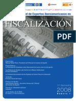 Revista de La Rei en Fiscalizacion Num 01