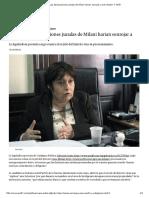 Ocaña_ _Las Declaraciones Juradas de Milani Harían Sonrojar a San Martín_ _ Perfil
