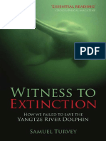 Samuel Turvey-Witness to Extinction_ How We Failed to Save the Yangtze River Dolphin (2009)