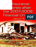 (Business Economics in a Rapidly-Changing World_ Global Recession - Causes, Impacts and Remedies) Johnson B. Powell-U.S. Insurance Industries After the 2007-2009 Financial Crisis-Nova Science Pub Inc