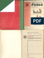 Fizica manual pentru clasa a  IX a editia 1988