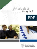 AVU - Analysis 2
