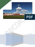PLANIFICACIÓN ANUAL FÚTBOL (OBJETIVOS FÍSICOS)