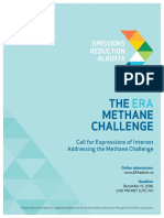 Era Methane Guidance