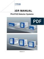 User Manual Pilatus2 v1 4