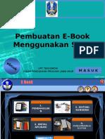 Pemformatan Buku Digital