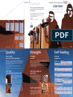 Corten Steel Brochure
