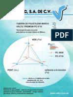 Ficha Tecnica de Polietileno