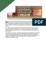 Guide to Zendikar