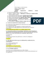 Segunda Prueba de Histología