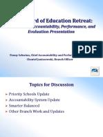 DDOE Accountability Presentation 11/13/2014