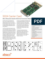 5024 Carrier Card a-ds