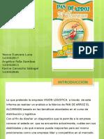 Diapositivas Finales Fabrica de Pan de Arroz Alcaravan