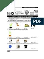 IOS Sample Paper and Syllabus