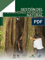 Gestion Del Patrimonio Natural