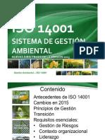 Iso 14001 Version 2015