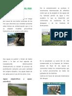 Contaminación Del Rio Chira