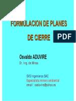3A Formulacion Cierre Legislacion 2012