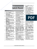 Match Point Bsc Magazine October 2016