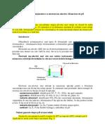 L 10. Masuratori Potentiometrice Cu Electrozi Ion Selectivi. Masuratori de PH