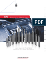 Solid Round Micro Cutting Tools Catalog