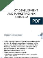 Manstra Product Development