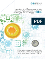 IRENA Pan-Arab Strategy June 2014