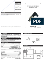 5001690 v30x a Manual Transmissor Pressão Np430d Portuguese 210x148 p&b