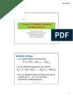 Chapitre 2 _(Modèles ARMA Et ARIMA_)