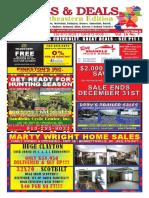 Steals & Deals Southeastern Edition 12-15-16