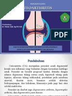 Refleksi Kasus Osteo Arthritis -1