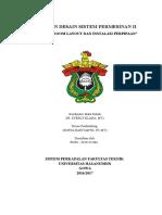 Desain Sistem Permesinan Kapal 2 (Teknik Sistem Perkapalan Unhas)