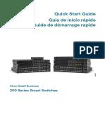Manual Cisco Series 200