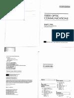 Fiber Optic Communications Fourth Editio