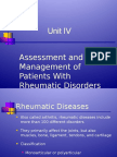 Ch. 39 Rheumatic Disorders Edited Diagrams