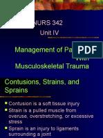 Unit IV Ch. 43 MS Trauma-1