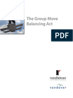 The Group Move Balancing Act