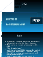 Chapter 12 Unit I Pain(1).ppt