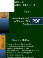 Chapter 51 Unit I diabetes mellitus-1.ppt