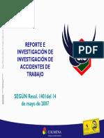Reporte e Investigacion de At