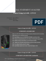 financial statement analysis lenovo final  1