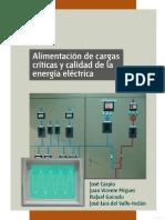 Alimentación de cargas críticas y calidad de le energía electrica