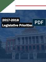 Massachusetts Teachers Association 2017-2018 Legislative Agenda