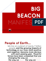 Big Beacon Manifesto