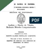 Morales CD