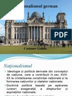 Nationalismul German