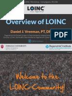 2016 12 08- LOINC Introduction