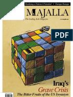 The Majalla Magazine ISSUE 1551 - Arab News and Politics